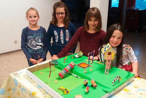 Spielplatz Selber Gestalten wir planen unseren spielplatz selbst