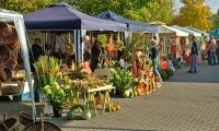 Bauernmarkt in Anhausen
