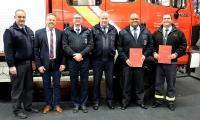 Feuerwehr wählt neuen stellvertretenden Wehrführer